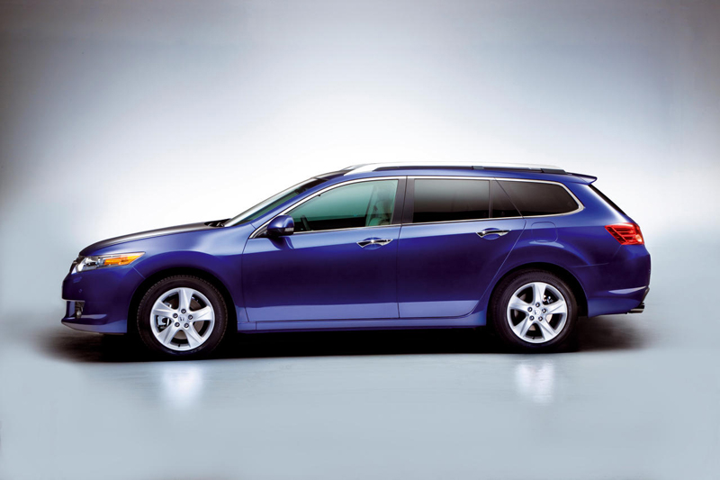 Foto Perfil Honda Accord Familiar 2008