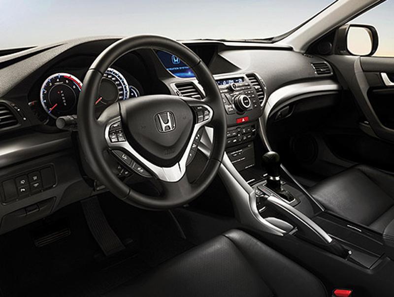 Foto Salpicadero.jpg Honda Accord Sedan 2008