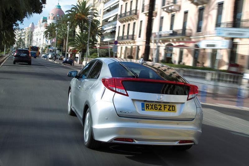 Foto Exteriores Honda Civic Dos Volumenes 2012