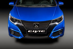 Foto honda civic 2015