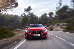 Foto Exteriores (1) Honda Civic Dos Volumenes 2017