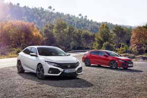 Foto honda Civic 2017
