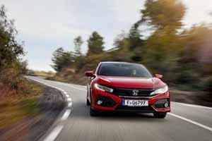 Foto Exteriores (3) Honda Civic Dos Volumenes 2017