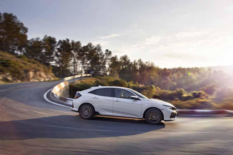 Foto Exteriores Honda Civic Dos Volumenes 2017