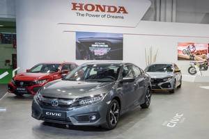 Foto Exteriores Honda Civic Sedan 2017