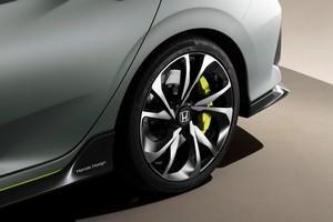 Foto Detalles 1 Honda Civic-5-puertas-prototype Concept 2016