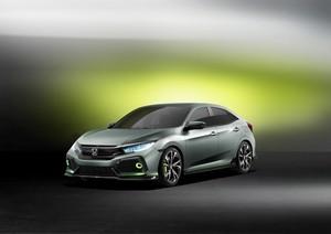 Foto Exteriores 2 Honda Civic-5-puertas-prototype Concept 2016