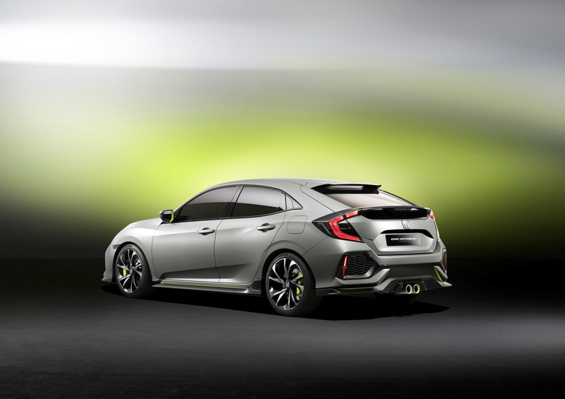 Foto Exteriores 1 Honda Civic-5-puertas-prototype Concept 2016