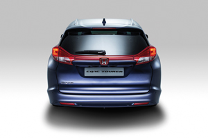 Foto honda civic-tourer 2013