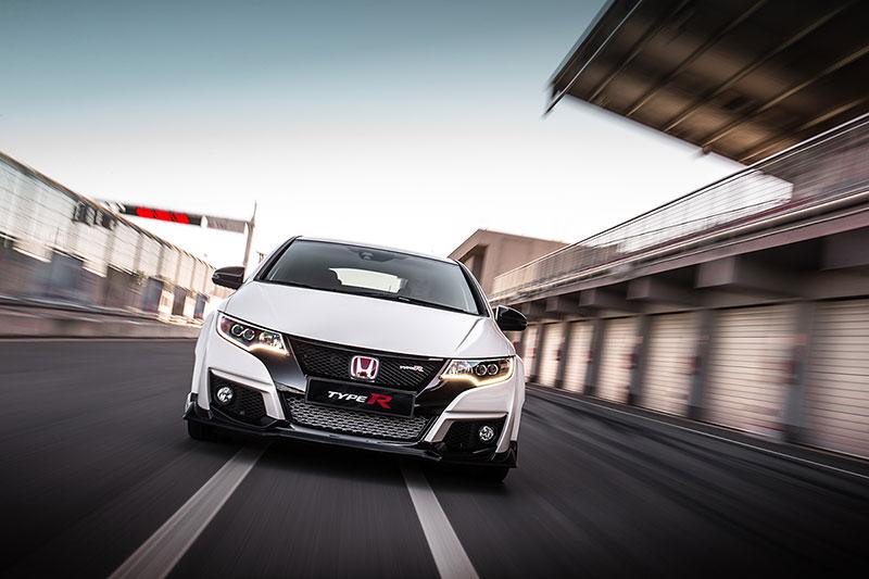 Foto Exteriores (9) Honda Civic-type-r Dos Volumenes 2015
