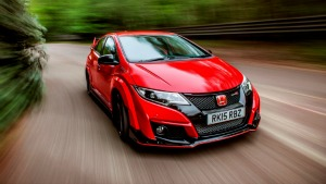 Foto honda civic-type-r 2016