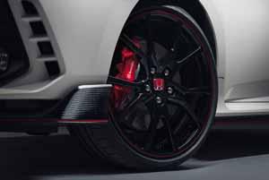Foto Detalles (11) Honda Civic-type-r Dos Volumenes 2017