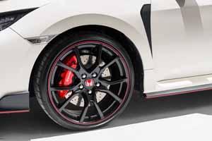 Foto Detalles (15) Honda Civic-type-r Dos Volumenes 2017