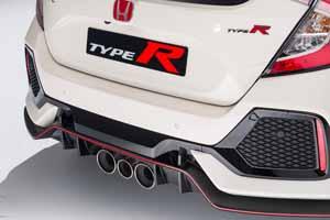 Foto Detalles (6) Honda Civic-type-r Dos Volumenes 2017