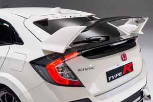 Foto Detalles (9) Honda Civic-type-r Dos Volumenes 2017