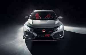 Foto Exteriores (2) Honda Civic-type-r Dos Volumenes 2017