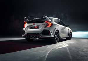 Foto honda civic-type-r 2017