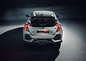 Foto Exteriores (4) Honda Civic-type-r Dos Volumenes 2017
