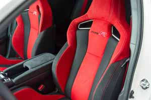 Foto Interiores (2) Honda Civic-type-r Dos Volumenes 2017