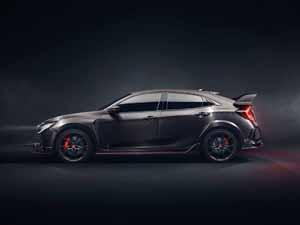 Foto Exteriores (2) Honda Civic-type-r-prototype Concept 2017