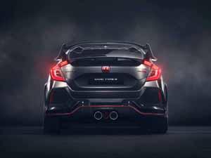 Foto Exteriores (3) Honda Civic-type-r-prototype Concept 2017