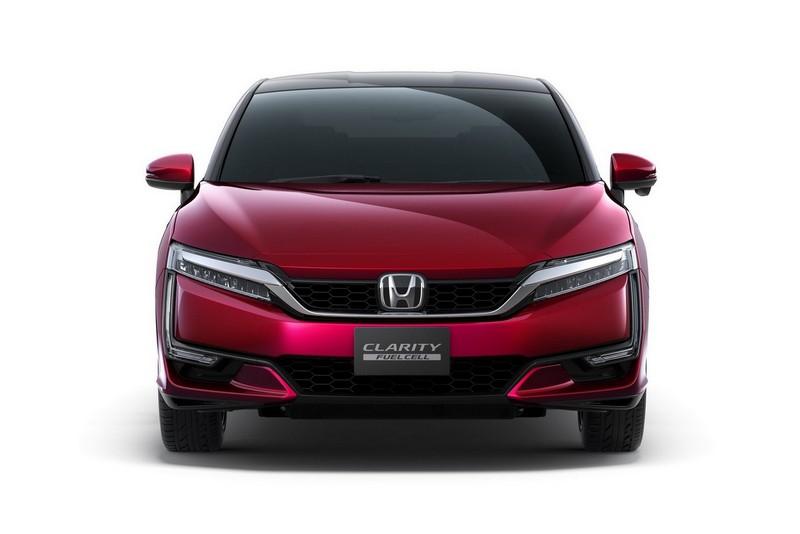 Foto Delantera Honda Clarity Fuel Cell Sedan 2016