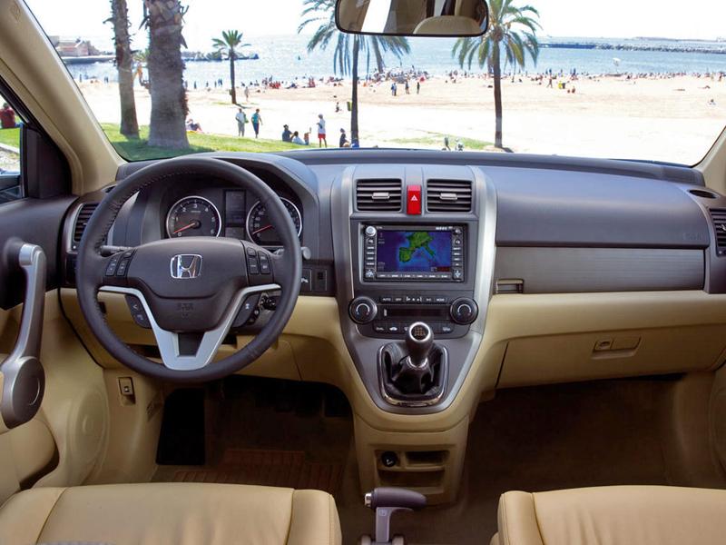 Foto Salpicadero Honda Cr V Suv Todocamino 2008