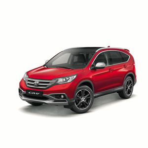 Foto Exteriores (1) Honda Cr-v Suv Todocamino 2012