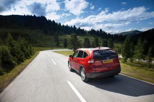 Foto Exteriores (11) Honda Cr-v Suv Todocamino 2012