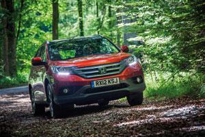 Foto Exteriores (15) Honda Cr-v Suv Todocamino 2012
