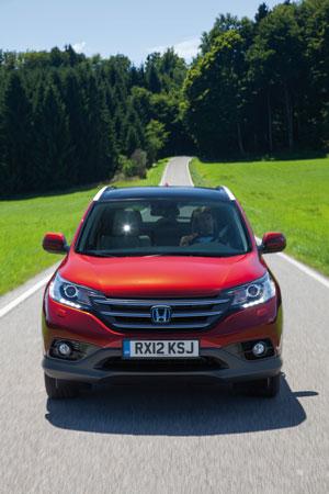 Foto Exteriores (17) Honda Cr-v Suv Todocamino 2012