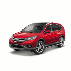 Foto Exteriores (3) Honda Cr-v Suv Todocamino 2012