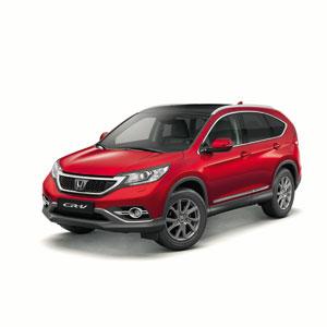 Foto Exteriores (5) Honda Cr-v Suv Todocamino 2012
