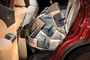 Foto Interiores (1) Honda Cr-v Suv Todocamino 2012