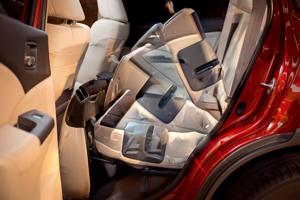 Foto Interiores (10) Honda Cr-v Suv Todocamino 2012