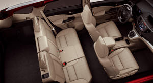 Foto Interiores (12) Honda Cr-v Suv Todocamino 2012
