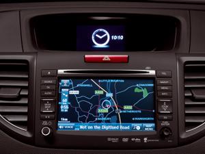 Foto Interiores (16) Honda Cr-v Suv Todocamino 2012