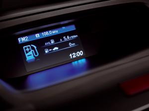 Foto Interiores (17) Honda Cr-v Suv Todocamino 2012