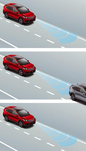 Foto Tecnicas (12) Honda Cr-v Suv Todocamino 2012