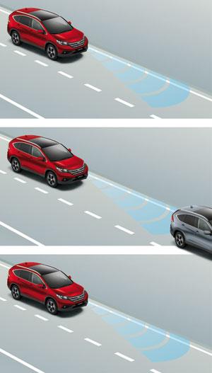 Foto Tecnicas (7) Honda Cr-v Suv Todocamino 2012