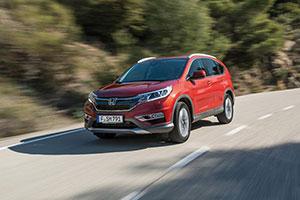 Foto Exteriores (13) Honda Cr-v Suv Todocamino 2015