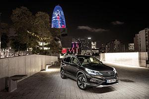 Foto Exteriores (17) Honda Cr-v Suv Todocamino 2015
