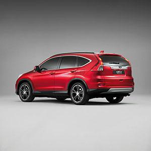Foto Exteriores (2) Honda Cr-v Suv Todocamino 2015