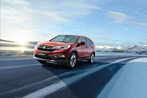 Foto Exteriores (5) Honda Cr-v Suv Todocamino 2015
