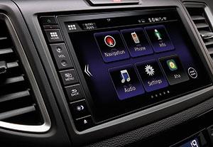 Foto Interiores Honda Cr-v Suv Todocamino 2015