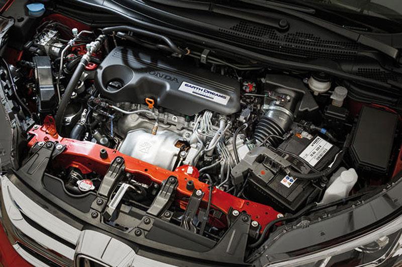Foto Tecnicas Honda Cr V Suv Todocamino 2015