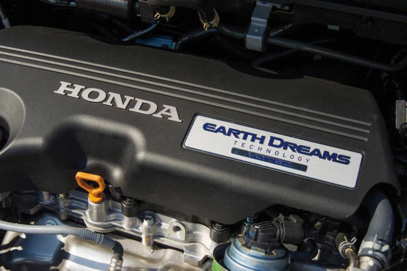 Foto Tecnicas (3) Honda Cr-v Suv Todocamino 2015