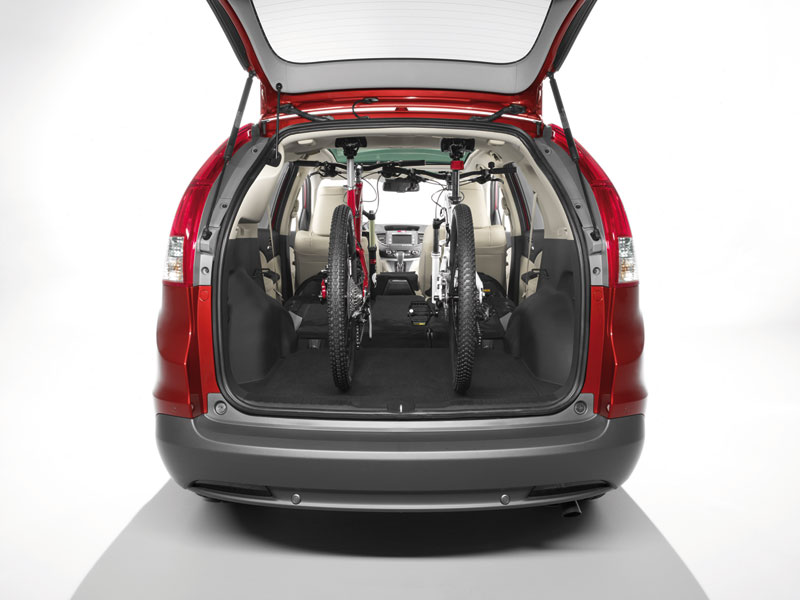 Foto Interiores Honda Crv Suv Todocamino 2012