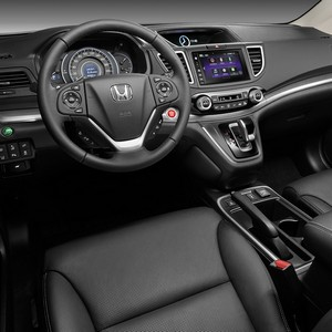 Foto Salpicadero Honda Crv-lifestyle-plus Suv Todocamino 2017