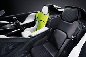 Foto Interiores Honda Ev Concept 2012